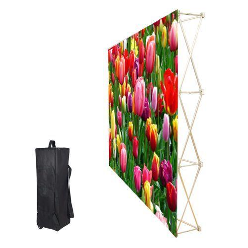 Pop Up RECTO Textil estructuras e impresiones