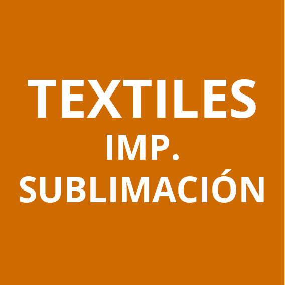 Textiles IMP.SUBLIMACION